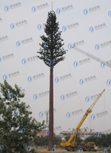 Telecommunication Camouflaged Tree Tower