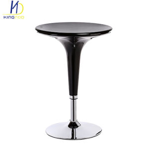 Pub Height Table Round Mdf Bar