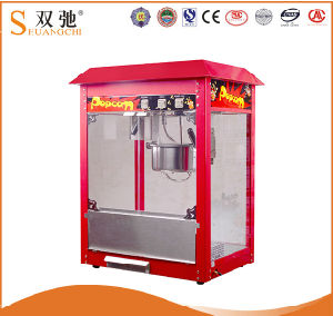 Popular Professional Commercial Popcorn Machine Used for Sale pictures & photos
