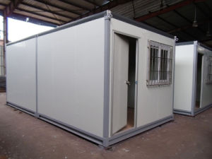 Prefabricated Container House/ Modular Container Home/Mobile House pictures & photos