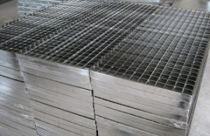 Plain Steel Floor Grating