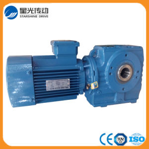 1.5kw Gear Box  with Female Shaft pictures & photos