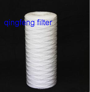 PP String Wound Filter Cartridge for Water Treatment pictures & photos