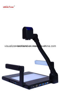 School Use Black Desktop Visualizer with Projector pictures & photos