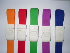 Elastic Buckle Type Latex Free Plastic Buckle Reusable Tourniquets pictures & photos