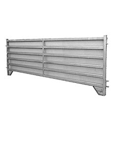 Portable Sheep Fence Panel Heavy Duty Cattle Fence Panels Livestock Fencing Service