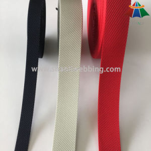 Colorful Bias Twill Weave Nylon Webbing for Backpack