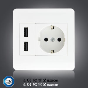 Wall Charger Adapter EU Plug Socket Power Outlet