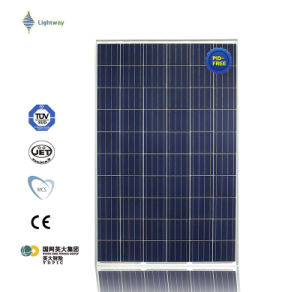 156mm*156mm 265W China Poly Solar Panel PV Cell Module pictures & photos
