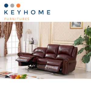 China Factory Price Office And Home Furniture Genuine Leather