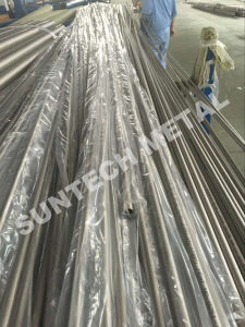 Titanium Seamless Tubes pictures & photos