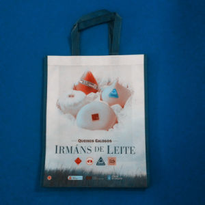 Laminated PP Non Woven Shopping Bag with Logo