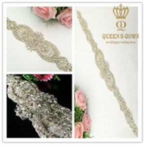 Wild New Wedding Dress Rhinestone Belts, DIY Accessories