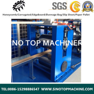 Paper Box Corner Protectoredge Board Notching Machine pictures & photos