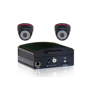 4CH Car DVR /4CH Vehicle DVR /4CH HDD&SD Mobile DVR /4CH Video Mobile DVR pictures & photos