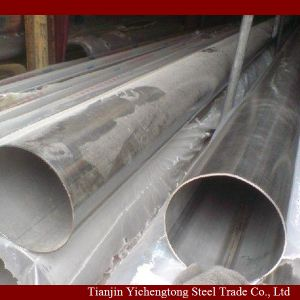 201 Bright Polished Stainless Steel Pipe pictures & photos