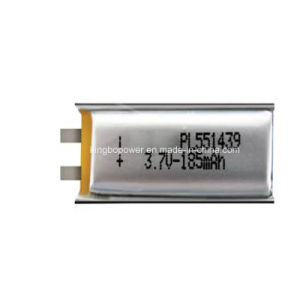 3.7V Lipo Lithium Batteries for Bluetooth Earphone