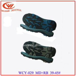 New Design Sandals Soles EVA Rubberb Outsole for Shoes pictures & photos