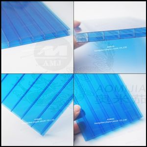Plastic Sheet Polycarbonate Hollow Sheet