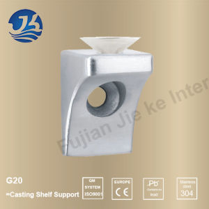 High Quality Stainless Steel Hardware Decorative Accessories Casting Shelf Support