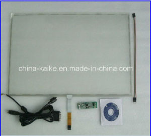 Low Cost 15 Inch 4 Wire Resistive Touch Screen with Kit pictures & photos
