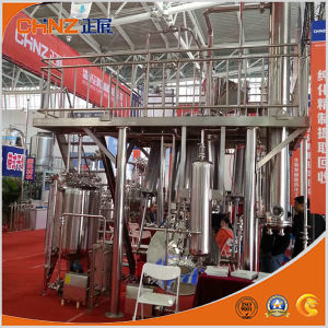 High Efficiency Obconical Extraction Tank System/Herb Extractor for Plant