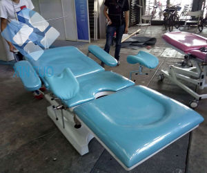 Gynecology Examination Gynecological Surgical Table pictures & photos