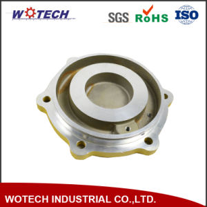 OEM Iron Sand Casting Metal Part for Industrial