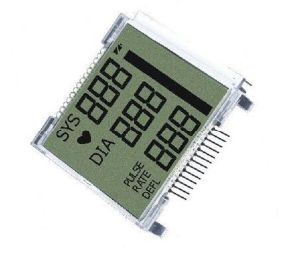 Customized Segment LCD for Industrial Filed