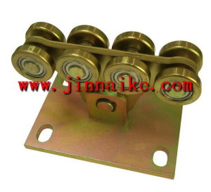 Cantilever Sliding Gate Carriage Wheel pictures & photos