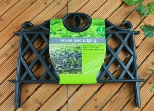 Flower Bed Edging pictures & photos