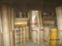 Aluminum Foil Cladding Rock Wool Insulation Material, Heat Insulation Rock Wool Pipe
