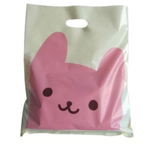 Soft Loop Handle Cute Plastic Bag pictures & photos