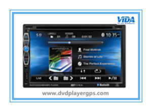 6.95 Inch Uiversal Two DIN GPS Car DVD