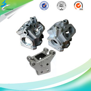 Customized Stainless Steel Precision Casting Valve Parts pictures & photos