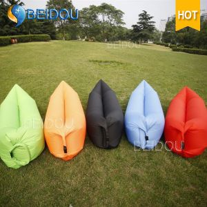 Lazy Bed Lay Bags Bean Hammock Laybag Inflatable Banana Sleeping Bag Air Sofa