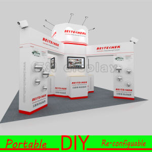 2016 Portable Re-Usable Aluminum Trade Show Display Exhibition Booth pictures & photos