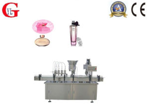 Automatic High Precision Linear Perfume Filling Machine pictures & photos