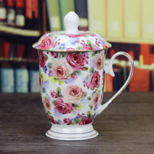 British Gift Coffee Ceramic Mug European Design Porcelain Coffee Cup pictures & photos