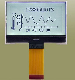 "2.4"" High Resolution Transflective LCD Module"