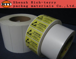 All Kinds of The Blank Roll Self  Adhesive  Stickers pictures & photos