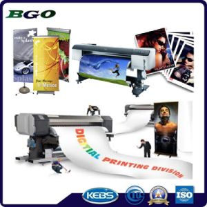 PVC Film Matte Rigid PVC Adhesive Vinyl Printing pictures & photos