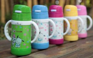 Hot Sale 260ml Multicolour Stainless Steel Vacuum Flask for Kids pictures & photos