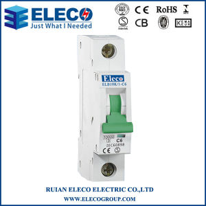 Hot Sale Mini Circuit Breaker with Ce (ELB10K Series) pictures & photos