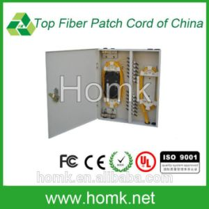 48 Core FC Indoor Wall-Mounted ODF Fiber Optic Distribution Box