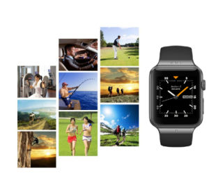 "1.54"" 3G Call High Camera Smart Sport Digital Phone Watch with Android 4.2 Bluetooth"