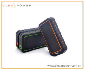 Multifunctional 10, 000mAh (37Wh) Car Jump Start Mobile Power Bank