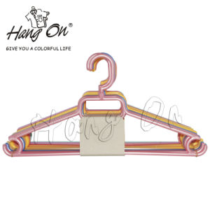 Turnable Twist Plastic Hanger Clothes Hanger