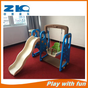Zhongkai Kids Colorful Plastic Slide for Kids pictures & photos