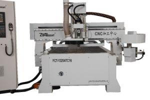 CNC Engraving Machine CNC Router with vacuum Table pictures & photos